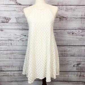 Kimchi Blue Loraine Crochet Lace Dress - Like New